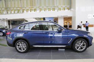 Cận cảnh BMW X4:Coupe 4 cửa gầm cao, giá 3 tỷ đồng