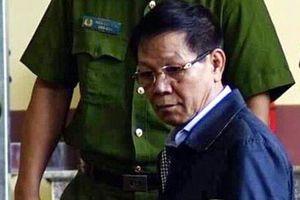 Cựu trung tướng Phan Văn Vĩnh tiếp tục bị khởi tố thêm tội danh mới