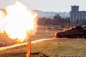 Hạm đội Thái Bình Dương Nga nhận thêm loạt 'xe tăng bay' T-80V