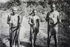 Những góc ảnh sống động của đồng bào dân tộc thiểu số Tây Nghệ cách đây gần 100 năm