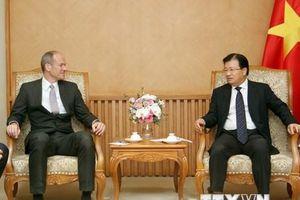 Khuyến khích doanh nghiệp Vương quốc Anh mở rộng đầu tư tại Việt Nam