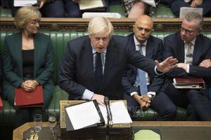 Thủ tướng Anh khẳng định không yêu cầu gia hạn thời điểm rời khỏi EU