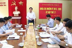 Vì sao nguyên Phó GĐ Ban quản lý dự án ở Quảng Ninh bị khai trừ Đảng?
