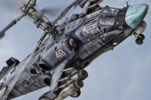 Trực thăng Ka-52 hoàn toàn 'không có cửa' khi đối đầu Apache?