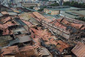 Chủ tịch Hà Nội: Tẩy độc ngay hiện trường và vùng lân cận vụ cháy Rạng Đông