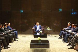 Phó Thủ tướng Thường trực dự Hội nghị cấp Bộ trưởng về phòng, chống tội phạm ma túy