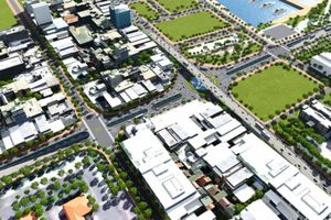 Vì sao nút giao thông 3 tầng phía Tây cầu Trần Thị Lý trễ hẹn khởi công?