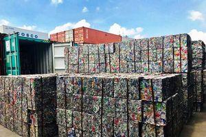 Doanh nghiệp khai 5 container phế liệu là gốm đất nung để 'né' thuế