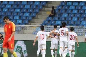 Báo Trung Quốc tiết lộ thông tin sốc sau trận thua U22 Việt Nam