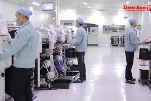 Thu hút FDI vì mục tiêu phát triển bền vững và nâng cao tính tự cường của Việt Nam