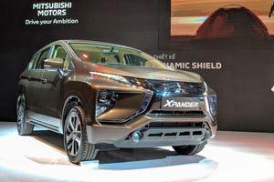 10 mẫu xe bán chạy nhất trong tháng Ngâu: Mitsubishi Xpander 'lên đồng'
