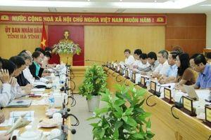 Liên doanh Tập đoàn giấy Lee & Man và Hokuetsu muốn đầu tư 3 tỷ USD vào Khu kinh tế Vũng Áng