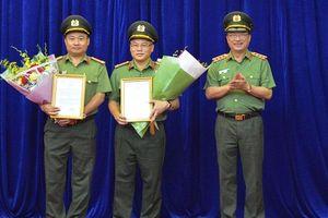 Giám đốc Công an tỉnh Bắc Ninh giữ chức Cục trưởng Cục CSĐT tội phạm về tham nhũng, kinh tế, buôn lậu