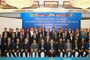 Các nước ASEAN lập đường dây nóng đấu tranh với tội phạm ma túy