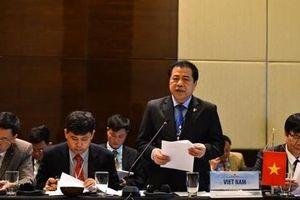 Việt Nam đối thoại với các nước, đối tác về tình hình tội phạm ma túy xuyên quốc gia
