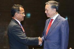 Việt Nam - Thái Lan chung tay đẩy lùi ma túy