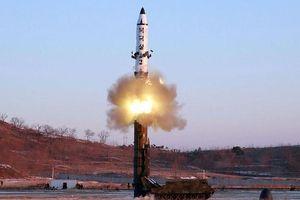 Triều Tiên phóng 2 vật thể bay về phía biển Nhật Bản
