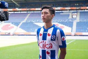 Đội bóng của Đoàn Văn Hậu gặp khó ở vòng 6 giải bóng đá Hà Lan