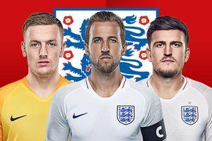 Đội hình dự kiến trận ĐT Anh - ĐT Kosovo tại Vòng loại EURO 2020