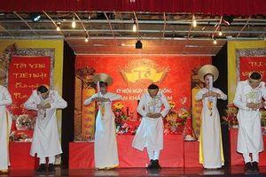 TP Hồ Chí Minh kỷ niệm Ngày Sân khấu Việt Nam