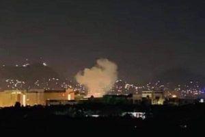 Nổ lớn gần Đại sứ quán Mỹ ở Afghanistan đúng ngày Mỹ tưởng niệm vụ 11-9