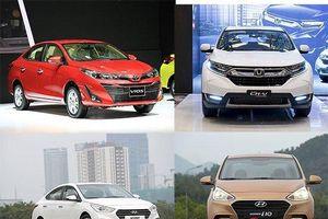 Top 10 xe ăn khách nhất Việt Nam: Mitsubish Xpander 'lội ngược dòng', Honda CR-V, Toyota Fortuner bị loại
