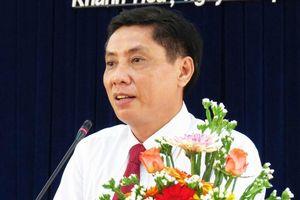 Chủ tịch tỉnh Khánh Hòa tự nhận mức kỷ luật cảnh cáo
