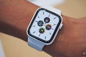 Chi tiết Apple Watch Series 5 giá từ 399 USD