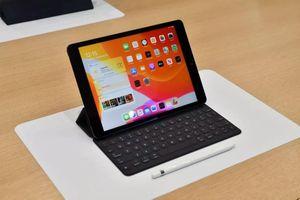 iPad 10,2 inch - thiết kế cũ, hiệu năng mạnh gấp đôi, giá từ 329 USD