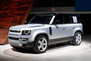 Land Rover Defender 2020 chính thức ra mắt, lạ lẫm và cục mịch