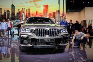 BMW X6 thế hệ mới lộ diện, 'quả thận' hầm hố, sức mạnh ấn tượng