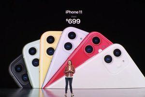 Apple lần đầu giảm giá iPhone ngay khi ra mắt