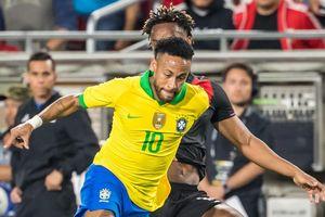 Màn trình diễn của Neymar trước Peru