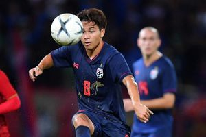 Thitipan bỏ ngỏ khả năng ra sân ở trận gặp tuyển Việt Nam