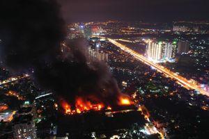 Chính phủ yêu cầu đẩy nhanh tiến độ điều tra vụ cháy Rạng Đông