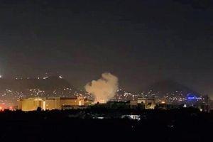 ĐSQ Mỹ ở Afghanistan bị tấn công bằng rocket vào ngày tưởng niệm 11/9