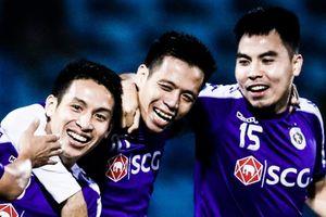 Highlights CLB Hà Nội 6-1 Nam Định