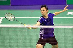 Tiến Minh giành chiến thắng ở vòng một giải cầu lông Vietnam Open