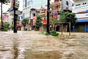 Hà Nội hỗ trợ 800 triệu đồng cho 4 tỉnh bị thiệt hại do mưa lũ