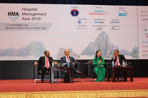Việt Nam chia sẻ kinh nghiệm bao phủ chăm sóc sức khỏe tại Hội nghị Quản lý bệnh viện châu Á