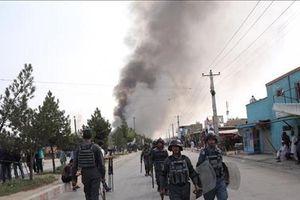 Đại sứ quán Mỹ ở Afghanistan rung chuyển trong ngày 11/9