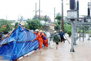 Thái Nguyên tập trung khắc phục thiệt hại do mưa lớn