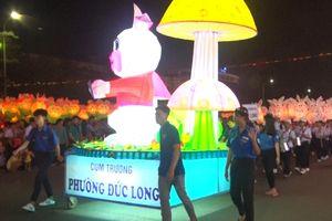 Lễ hội rước đèn Trung thu của thiếu nhi TP Phan Thiết
