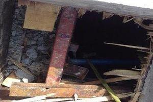 Xuống tầng hầm khách sạn ở Sầm Sơn dỡ cốt pha, 3 người tử vong
