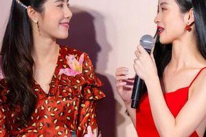 Jun Vũ 'đọ sắc' cùng sao Thái Lan Esther Supreeleela