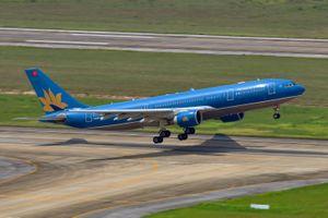 Vietnam Airlines dừng khai thác máy bay Airbus A330