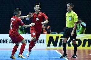 Đội tuyển futsal Việt Nam lên kế hoạch đi tập huấn