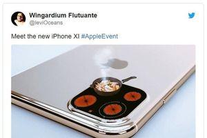 Vừa ra mắt, iPhone 11 đã bị 'chế nhạo' thậm tệ