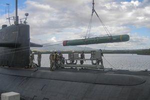 Tàu ngầm hạt nhân 'già' nhất của Mỹ thực hiện chuyến đi cuối đời