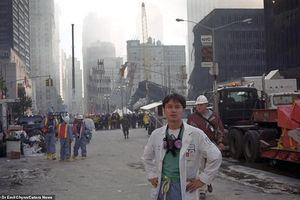 Bác sĩ lần đầu công bố những bức hình ám ảnh trong vụ khủng bố 11/9